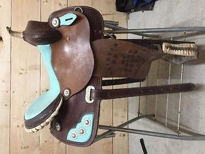 """14"""" Western Saddle"""