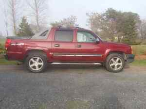 2006 Chevrolet avalanche 4x4 SOLD SOLD SOLD