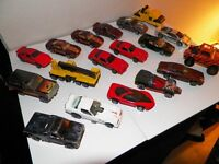 1970's and 80's Hot Wheels