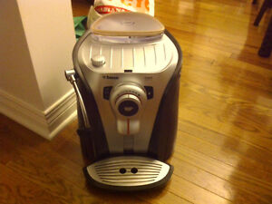 Saeco Orea automatic expresso coffee machine - not working