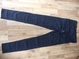 H&M skinny jeans size 10