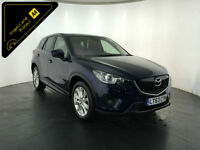 2013 63 MAZDA CX-5 SPORT DIESEL 1 OWNER SERVICE HISTORY FINANCE PX WELCOME