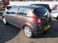 2015 Vauxhall Corsa 1.4i SE DAMAGED REPAIRABLE SALVAGE