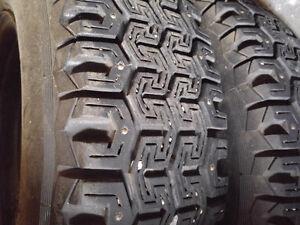 2 tires on rims Edmonton Edmonton Area image 1