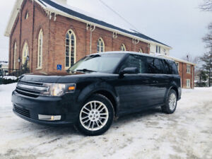 2013 FORD FLEX  SEL - ALL WHEEL DRIVE   - CERTIFIED ! $10,899