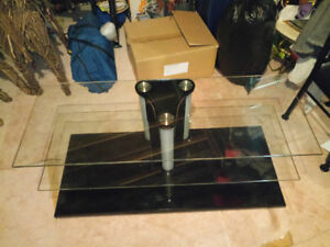 TV STAND TABLE up to 60in