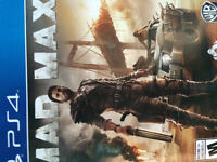 Mad Max PS4