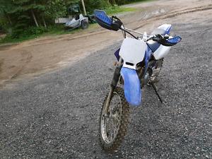 2006 Yamaha ttr 125