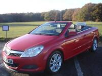 Vauxhall Astra 1.9CDTI 16V TWIN TOP DESIGN 150PS