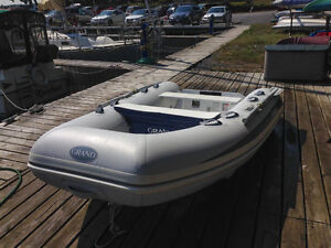 Grand RIB Inflatable s300 (w Mercury 2-stroke 9.9 hp)