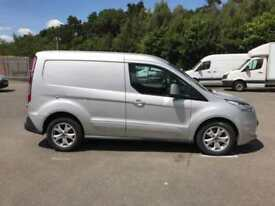 Ford Transit Connect 1.5 Tdci 120Ps Limited Van DIESEL MANUAL SILVER (2016)