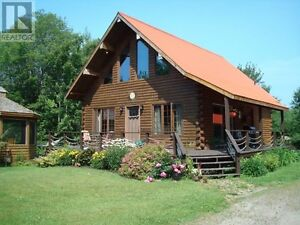REDUCED - NEW PRICE - Beautiful log home