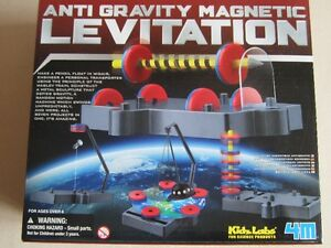 Kidz Labs Anti Gravity Magnetic Levitation – Product of the Year