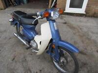 1984 Honda C 90 E IDEAL PROJECT