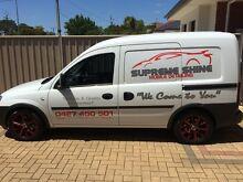 "SUPREME SHINE MOBILE DETAILING     "" WE COME TO YOU "" Vale Park Walkerville Area Preview"