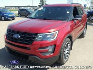 2016 Ford Explorer Sport  Navigation