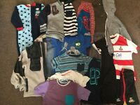 Boys clothing Bundle 3 sets of Pics Age 5/6 and 6-7