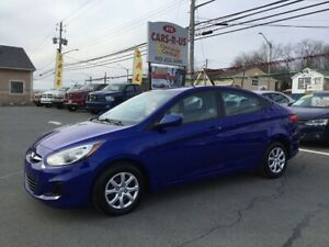 2013 Hyundai Accent GL 4dr Sedan 6A