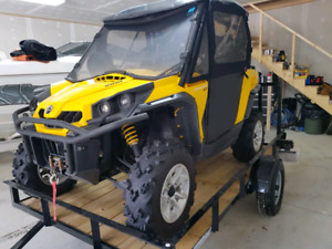 Can Am Commander XT 2015