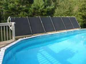 Solar Heater for Swimming Pool or Hot Tub