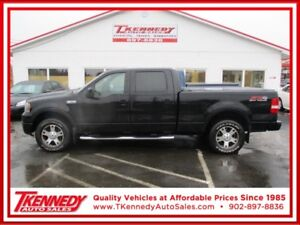 2008 Ford F-150 4WD SuperCrew