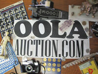 CHARITY storage auction online