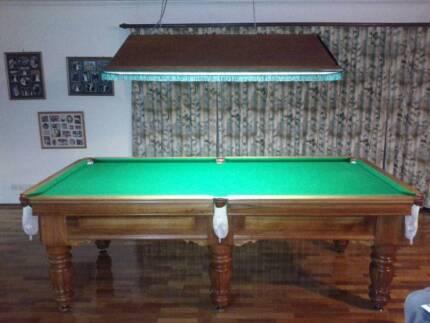 B & K Slate Billiard Table Noble Park North Greater Dandenong Preview
