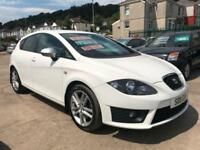 2011 11 Seat Leon 2.0TDI CR 2010MY FR Turbo Diesel 6 Speed Manual