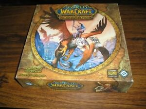 WORLD OF WARCRAFT THE ADVENTURE GAME - BOARD GAME