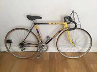 Vintage Raleigh Banana Road Racing Touring Bike - small size