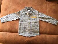 Boys shirt age 4-5 (never worn)