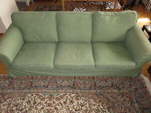 IKEA EKTORP Sofa, Green