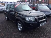 2005 LAND ROVER FREELANDER 2.0 Td4 Adventurer 4 X 4 Station Wagon 4 X 4 DIESEL