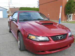 2003 Ford Mustang decapotable Cabriolet