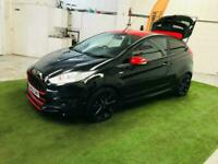2017 Ford Fiesta 1.0 T EcoBoost ST-Line Black Edition (s/s) 3dr
