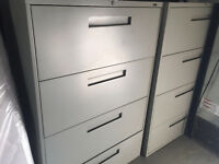 ~~~4-Drawer Lateral Filing Cabinet