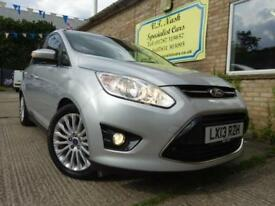Ford C-MAX Titanium PETROL MANUAL 2013/13