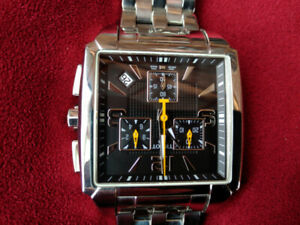 Mans swiss watch TISSOT QUADRATO