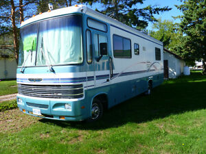 very good condition sun voyager motor home