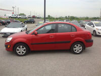 2008 Kia Rio EX Fuel Efficient Fun!!  100% Approvals!