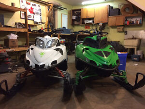 08 Arctic Cat M8 Part Out