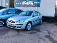 2002 (52) - Vauxhall Corsa 1.2i 16V Club 3dr