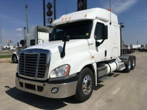2011 Freightliner Cascadia, Used Sleeper Tractor