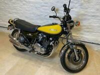 2014 Kawasaki Z1 Z1 B 1973 903cc Petrol Manual