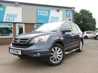 2011 Honda CR-V 2.2i-DTEC ES MANUAL DEISEL HEATED LEATHER SEATS, PARKING SENSORS