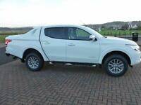 Mitsubishi L200 Di-D 4X4 Warrior Dcb Pick-Up 2.4 Manual Diesel