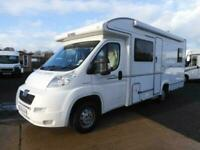 Elddis Sunseeker 155 four berth with fixed rear bed