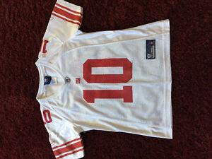 NFL Jersey (New York Giants Eli Manning)