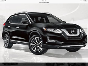 Nissan Rouge - Lease Take-over *new offer*