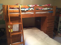 Amazing bedroom bunk bed set